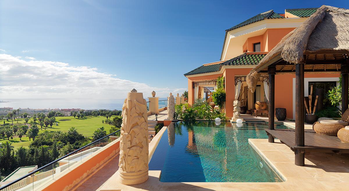 Villa Cielo terrace