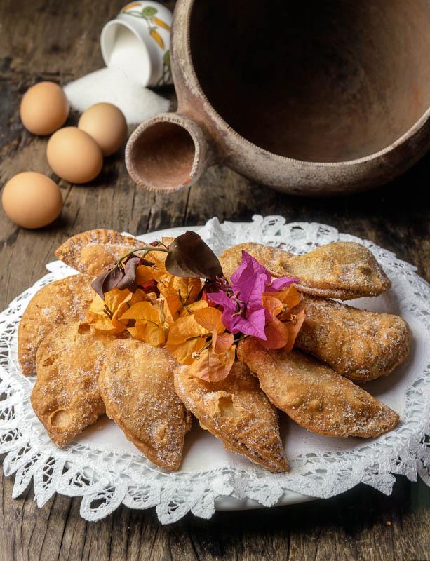 A tradicional Canarian dessert