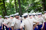 Memorial Day Parade in Inwood, Manhattan
