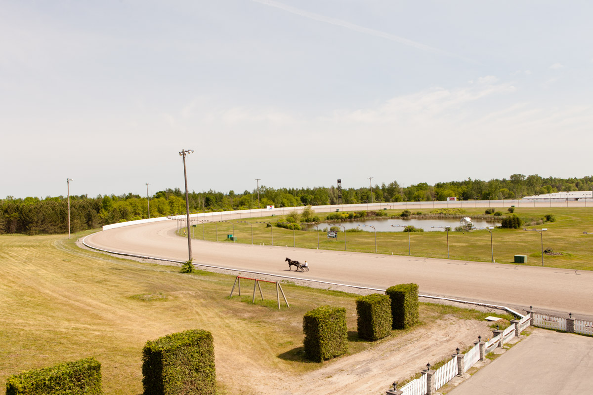 Rideau-Carleton Raceway, Ottawa, Ontario.