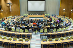 UN LGBTI Core Group Event to celebrate OutRight Annual Advocacy Week, held at the United Nations on December 6, 2018.