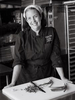 Chef Olivia Williamson, owner of Olivia Cooks For You, photographed in Brooklyn, NY.