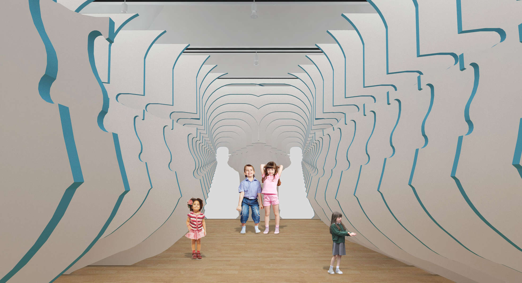 SFMOMA Fifth Season Installation Proposal