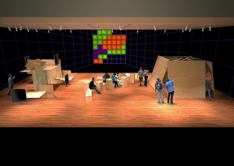 IKD has been hired to design the Jason Rohrer Interactive pavillions and exhibition at the Davis Museum.