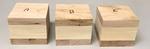Hybrid softwood core, Hardwood face lam CLT mockup
