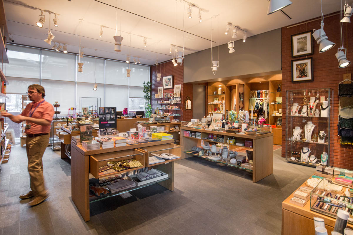 IKD was hired by the Isabella Stewart Gardner Museum to redesign the museum gift store.