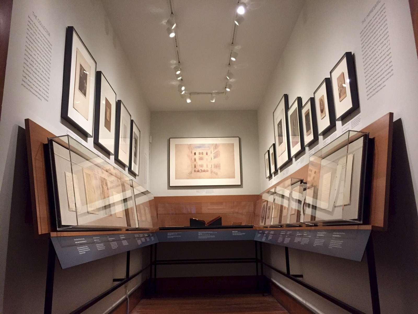 IKD was hired for the exhibition, graphic, casework design for the off the wall exhibition at the Isabella Gardner Museum. A portion of the exhibition is held in the old palace where ikd, was responsible for renovation of the small gallery that previously was used as a coat check area.