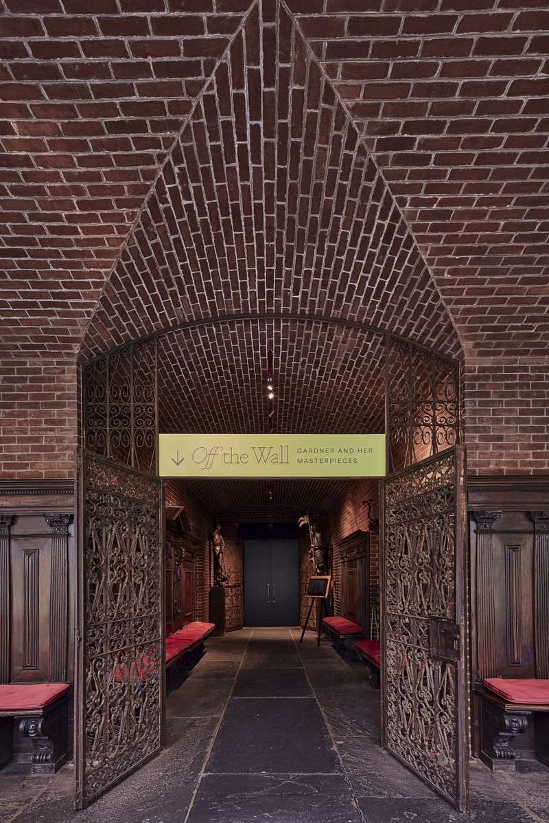 IKD has design the recently opened Off the wall exhibition at the Isabella Stewart Gardner Museum in Boston, MA. Declared as a {quote}Once in a Life Time{quote} exhibition, the project included a gallery renovation and casework design in the old palace as well as the exhibition design in the Renzo Piano Building Workshop Expansion wing that featured some of Isabella Stewart's most important works from her collection. image by Ben Kou