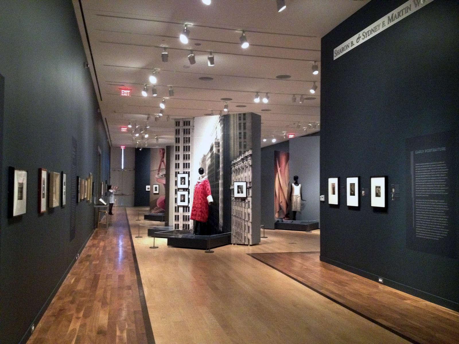 IKD's Sheeler Exhibtion @ the Michener Art Museum