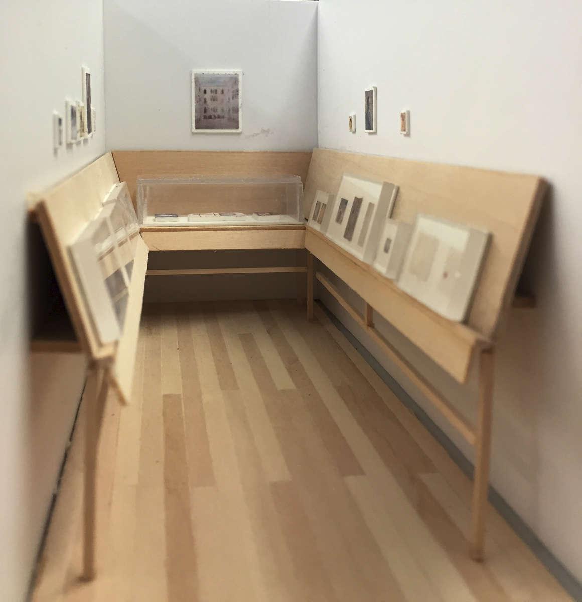 Isabella Stewart Gardner Museum Gallery project
