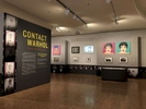 Contact Warhol Exhibition @ Cantor Arts Center