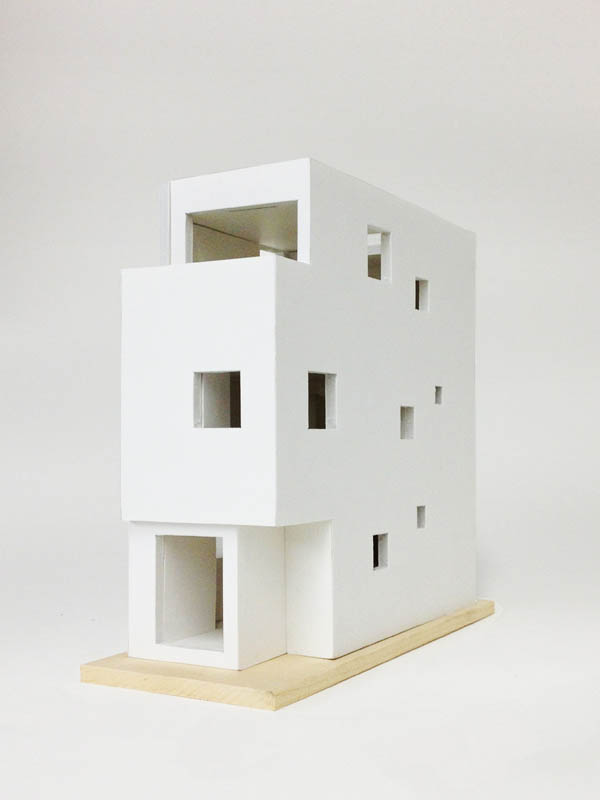 residence in tokyo, japan