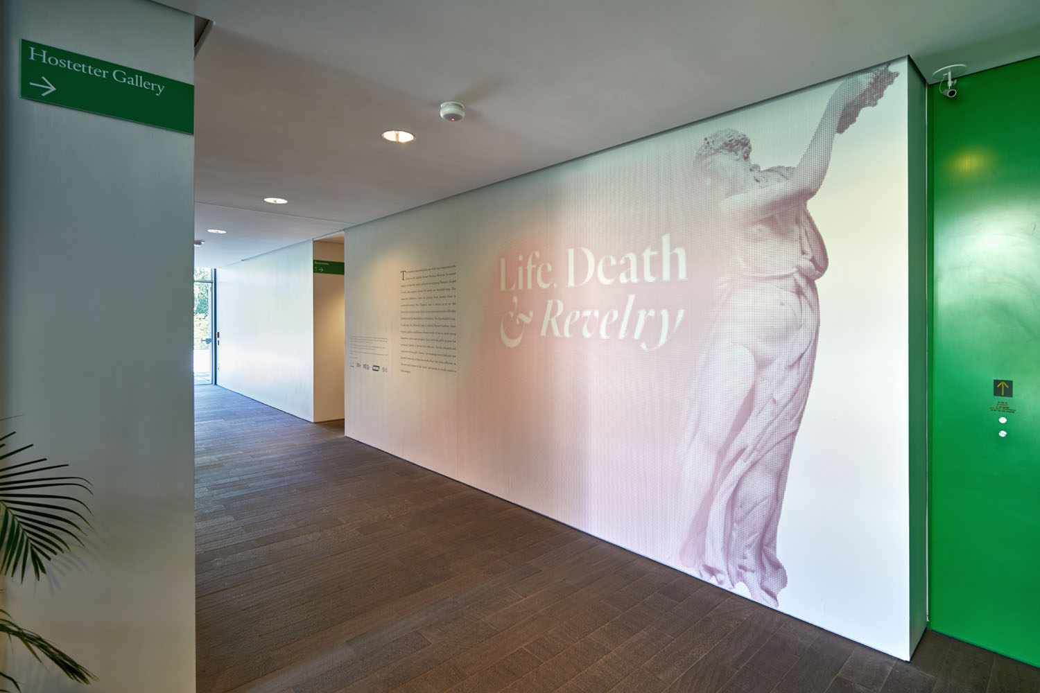Life, Death, & Revelry Exhibtion at ISGM