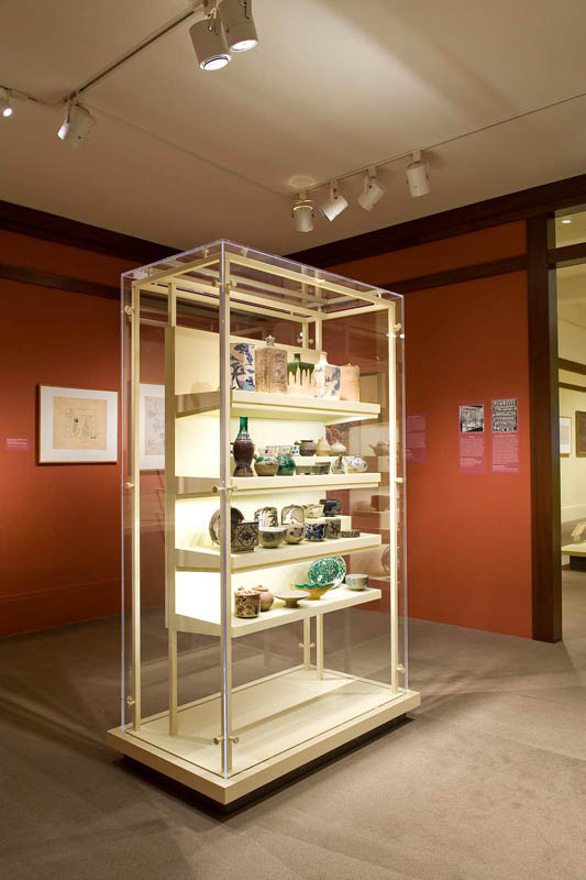 This project was designed by Tomomi Itakura while employed at the Museum of Fine Arts. Image by MFA