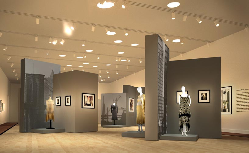 IKD has been hired to design the Charles Sheeler: Art Industry & Fashion exhibition at the Michener Museum opening 2017