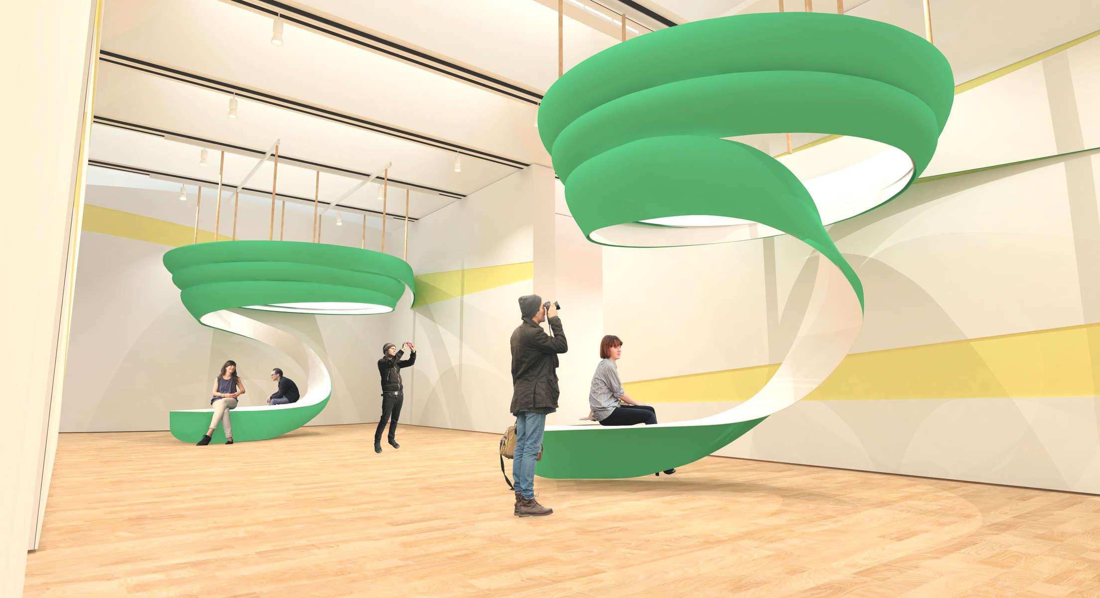 SFMOMA Fifth Season Installation Proposal