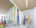 Mansfield Netzero School interiors