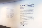 ISGM Anders Zorn Graphic Identity design
