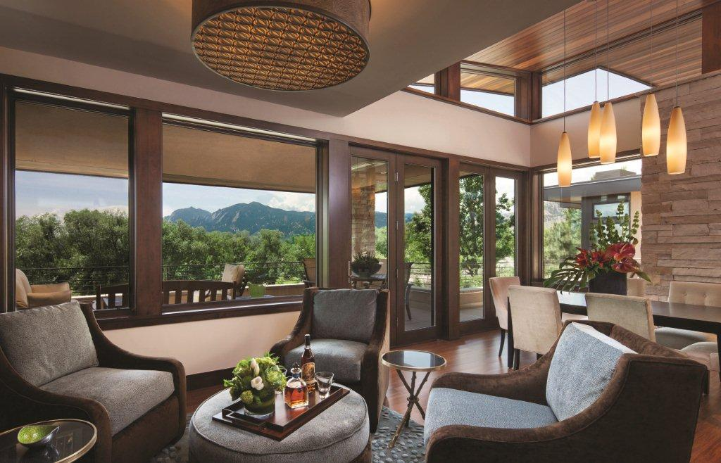 Mosaic architects is based in boulder colorado and san francisco