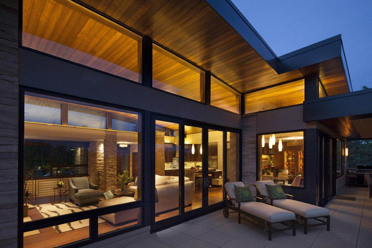 Grand appeal contemporary homes mosaic architects for Modern homes san francisco