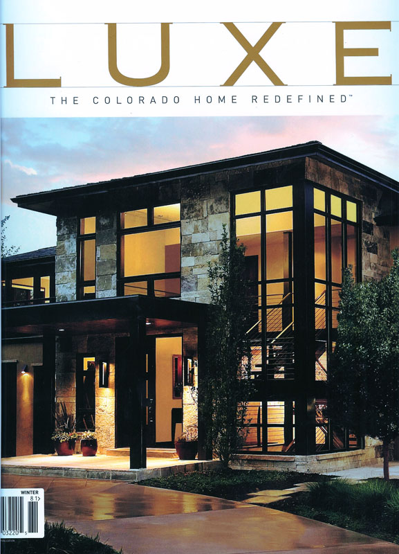 LUXE Magazine (2008): publications: Mosaic Architects | Boulder ...