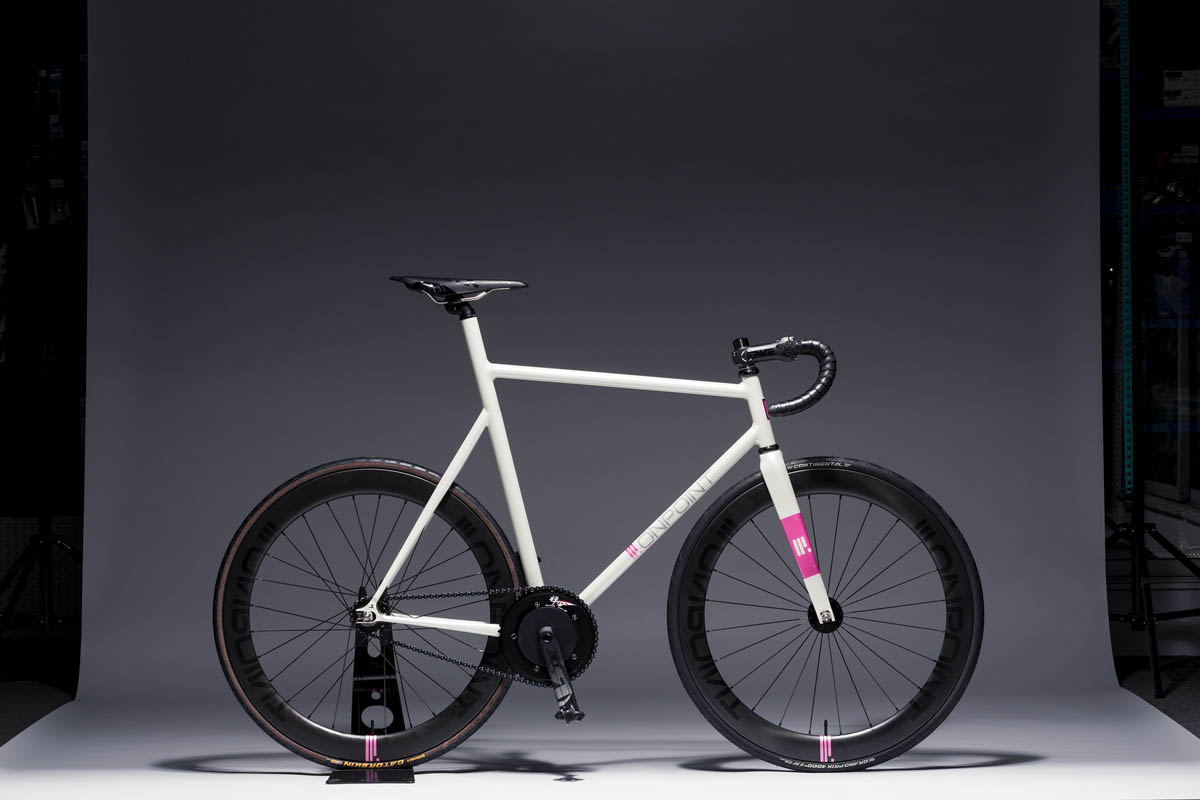 More at becausefixie, Brisbane Bicycle Fam.Check out the build at Pedalroom.