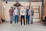Dollarosa Band: Lachlan Dann, Rhys Brown, Michael Thomas, Ross Gant, Dave Smith