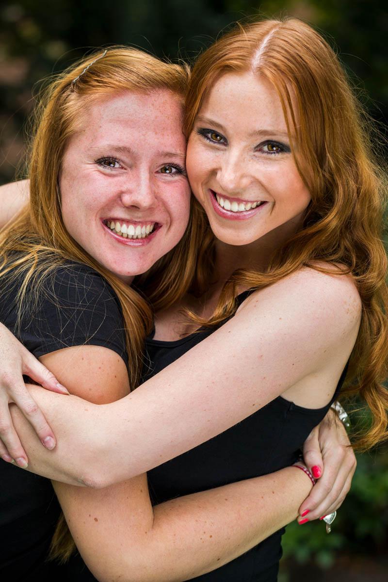 Lisanne & Marissa Sanders