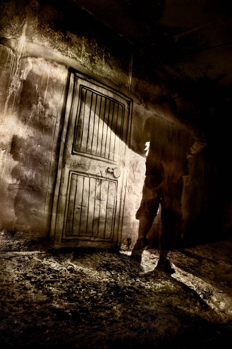 Doorway to the Maze