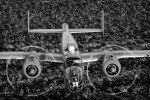 B-25 Mitchell - {quote}Maid in the Shade{quote},Image no: 12-003958.bw  NOT FOR SALE - CAF Arizona Wing have copyright to B-25 {quote}Maid in the Shade{quote}