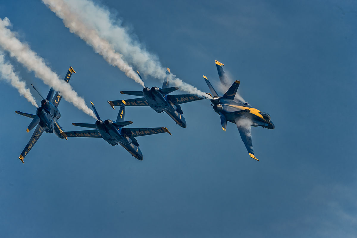 Blue Angels Navy Display Team Image No: 15-021016   Click HERE to Add to Cart