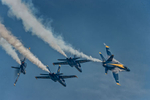 Blue Angels Navy Display Team Image No: 15-021018   Click HERE to Add to Cart
