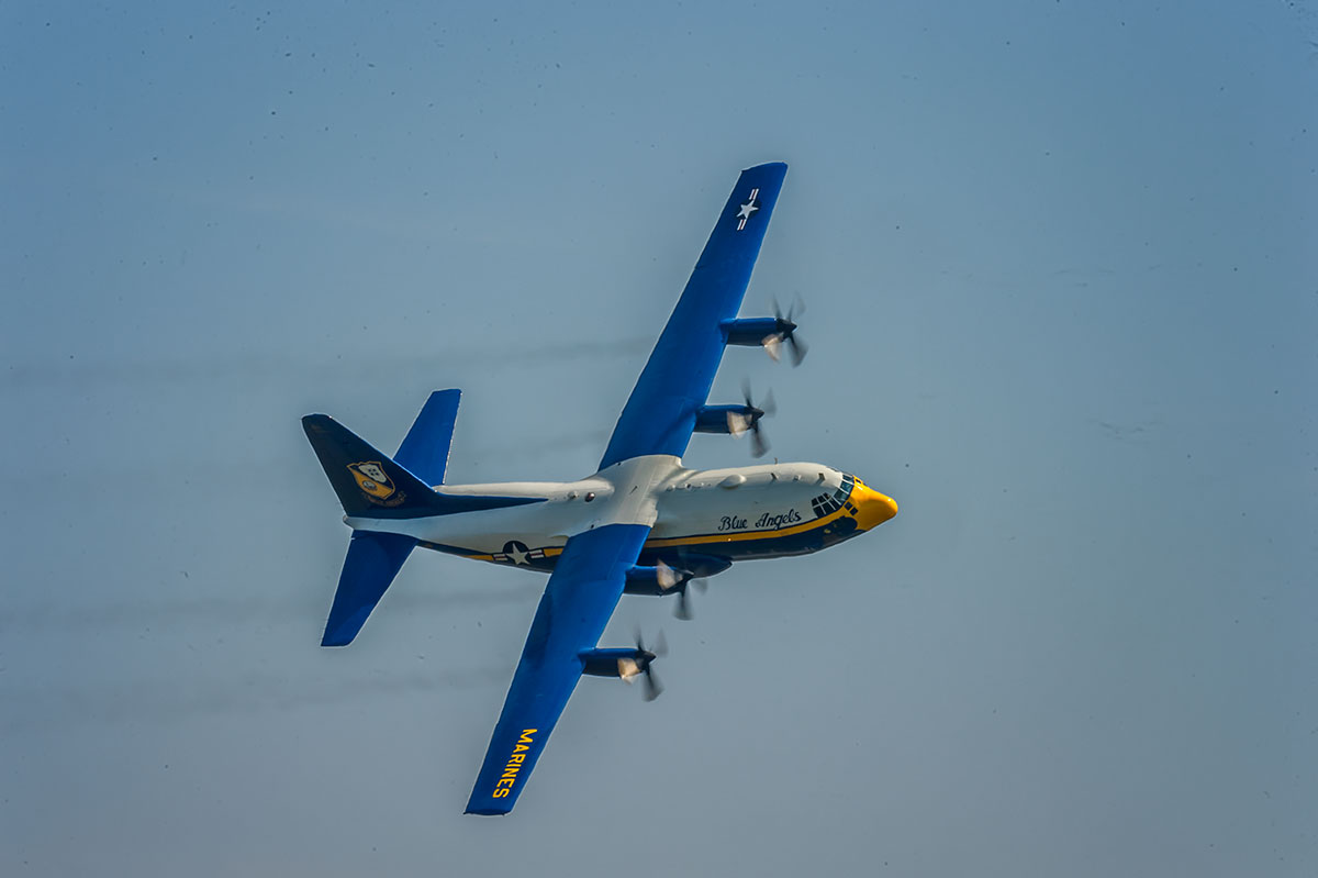 Blue Angels Navy Display Team Support 'PlaneImage No: 15-020729   Click HERE to Add to Cart