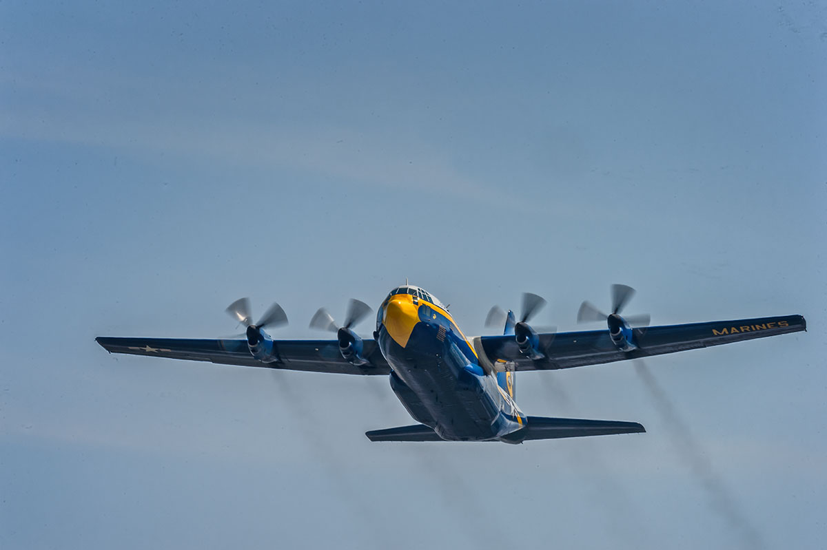 Blue Angels Navy Display Team Support 'PlaneImage No: 15-020734   Click HERE to Add to Cart
