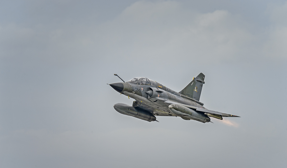 French Air Force Dassault Mirage 2000NAviation photography from RIAT RAF Fairford, EnglandImage no: 16-025220   Click HERE to Add to Cart