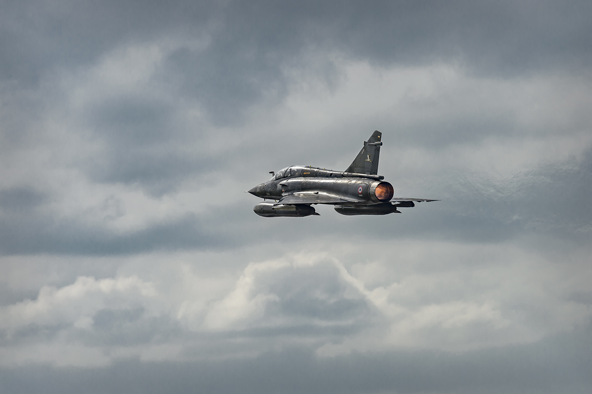 French Air Force Dassault Mirage 2000NAviation photography from RIAT RAF Fairford, EnglandImage no: 16-025228   Click HERE to Add to Cart