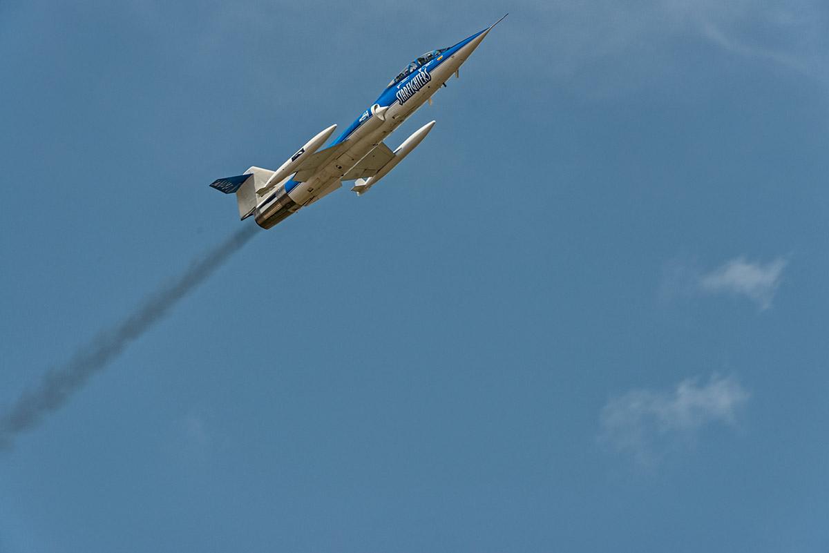 F-104 Starfighter InterceptorImage no: 13-005332  Click HERE to Add to Cart
