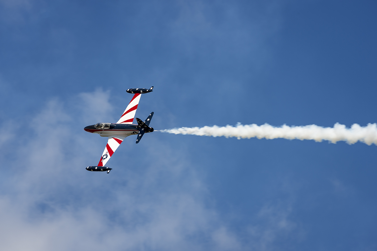 Lockheed T-33 Shooting Star at theSpace Coast Warbird Airshow in FloridaImage no: 14-010727    Click HERE to Add to Cart