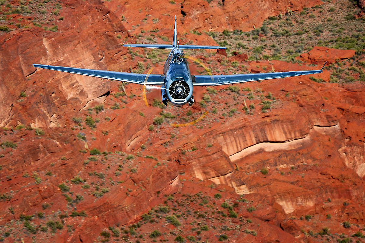 Torpedo Doors Open! Over Red Mountain, Mesa Arizona at sunsetImage no: 12-003644  Click HERE to Add to Cart