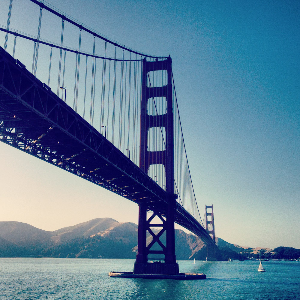 Golden Gate Bridge's 75th Birthday