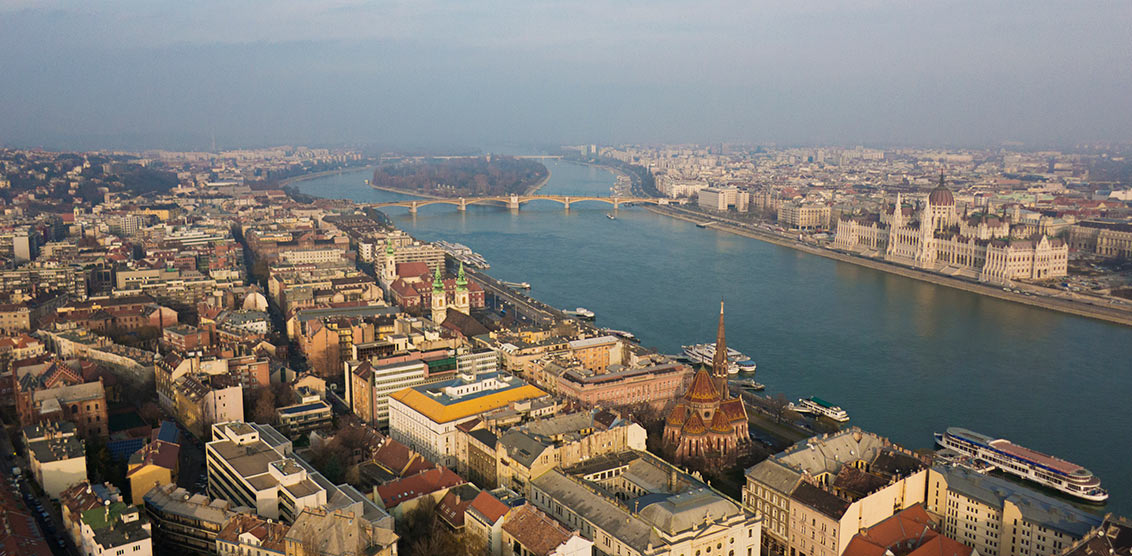 Budapest is the capital and the largest city of Hungary, and one of the largest cities in the European Union.