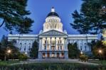 California's State Capitol building - Sacramento - CA
