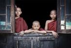 Chauk Htet Kyi Monastery - Yangon, Burma