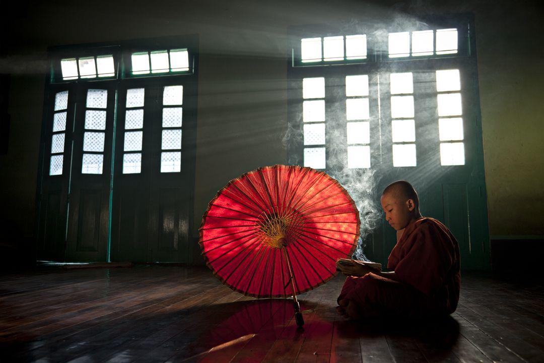 Chauk Htet Kyi Monestary, Yangon - Myanmar