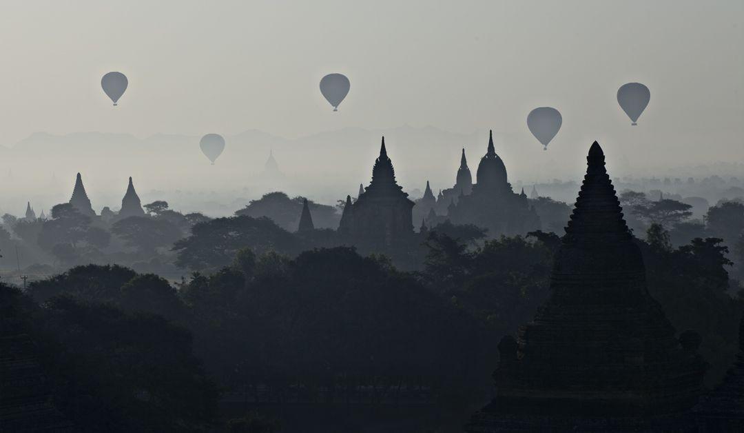 Began - Myanmar