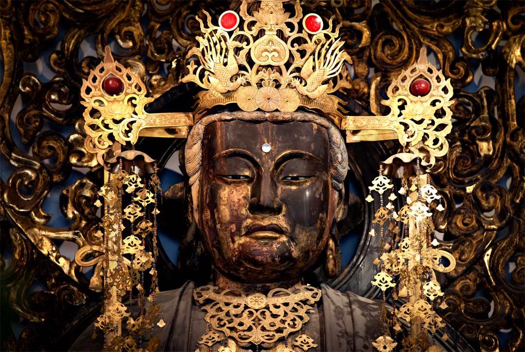 Zuirokuzan Engaku Kōshō Zenji Buddhist temple - Kamakura, in Kanagawa prefecture - Japan