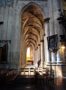 Notre Dame du Sablon Church - Brussels, Belgium