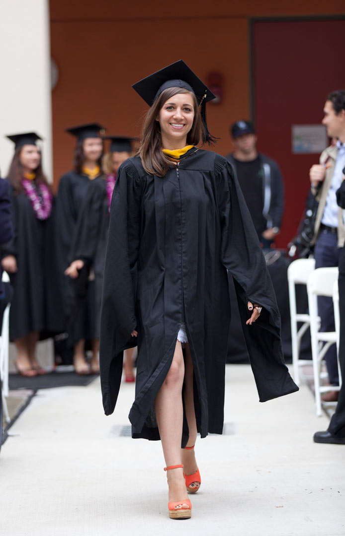 Celebrating the graduation of Lindsey Morgan Kaplan from The Donald Bren School of Environmental Science & Management - University of California, Santa Barbara