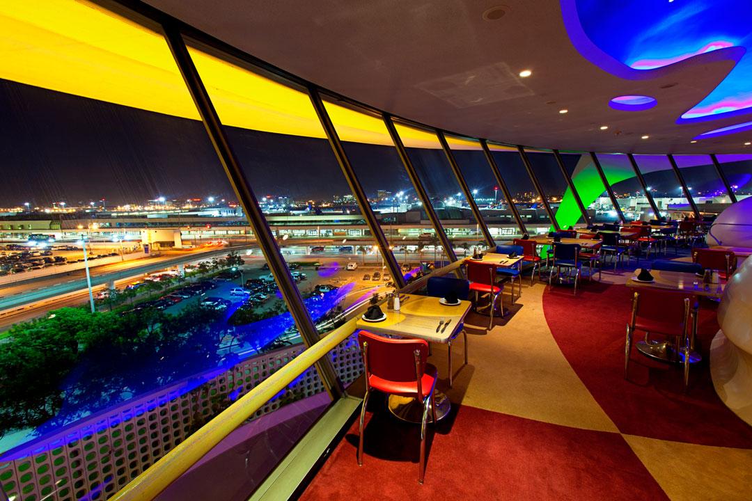 Encounter Restaurant - LAX