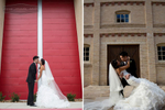 natural light wedding photography by love made still productions in Austin texas